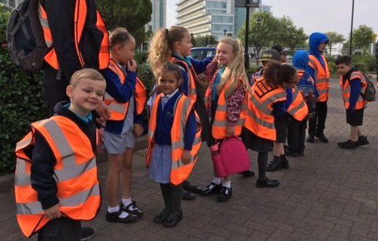 Ysgol Hamadryad Primary school in Cardiff