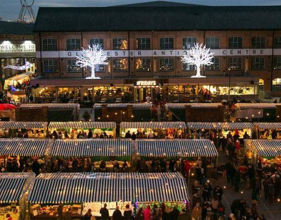 Planning permission for Gloucester market