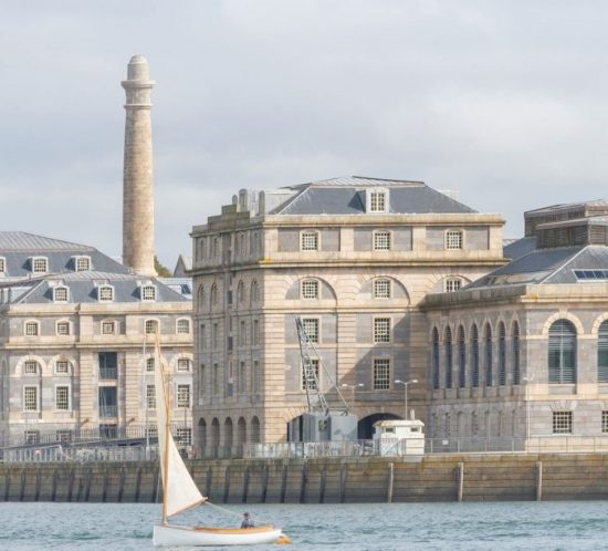 PEP worked on planning consent at award-winning development Royal William Yard