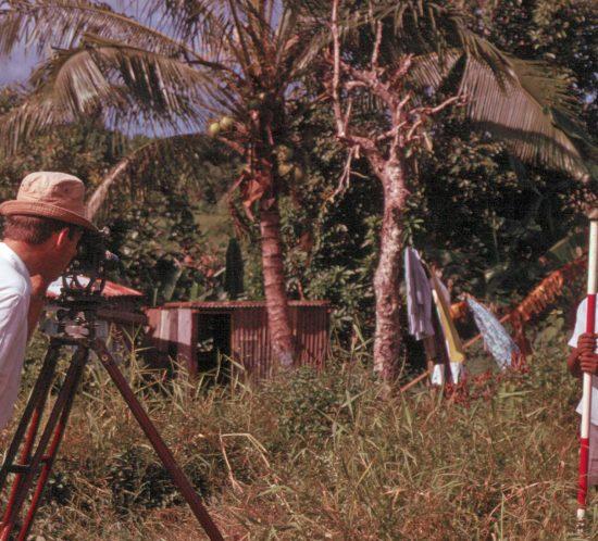 Peter Evans Fiji volunteering