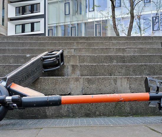 e-scooters in Bristol